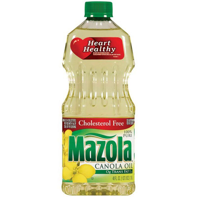 medium mazola canola oil 40 oz aickc Fp3L