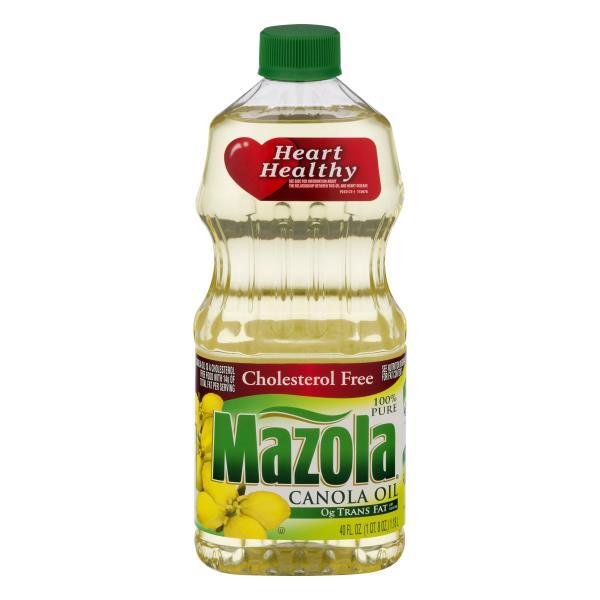MAZOLA Canola Oil 40 OZ
