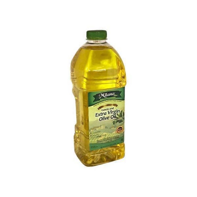 MILANO Canola and Extra Virgin Olive Oil 2 LIT