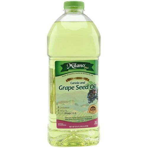 medium milano canola and grape seed oil 676 fl oz muQgs0WWG