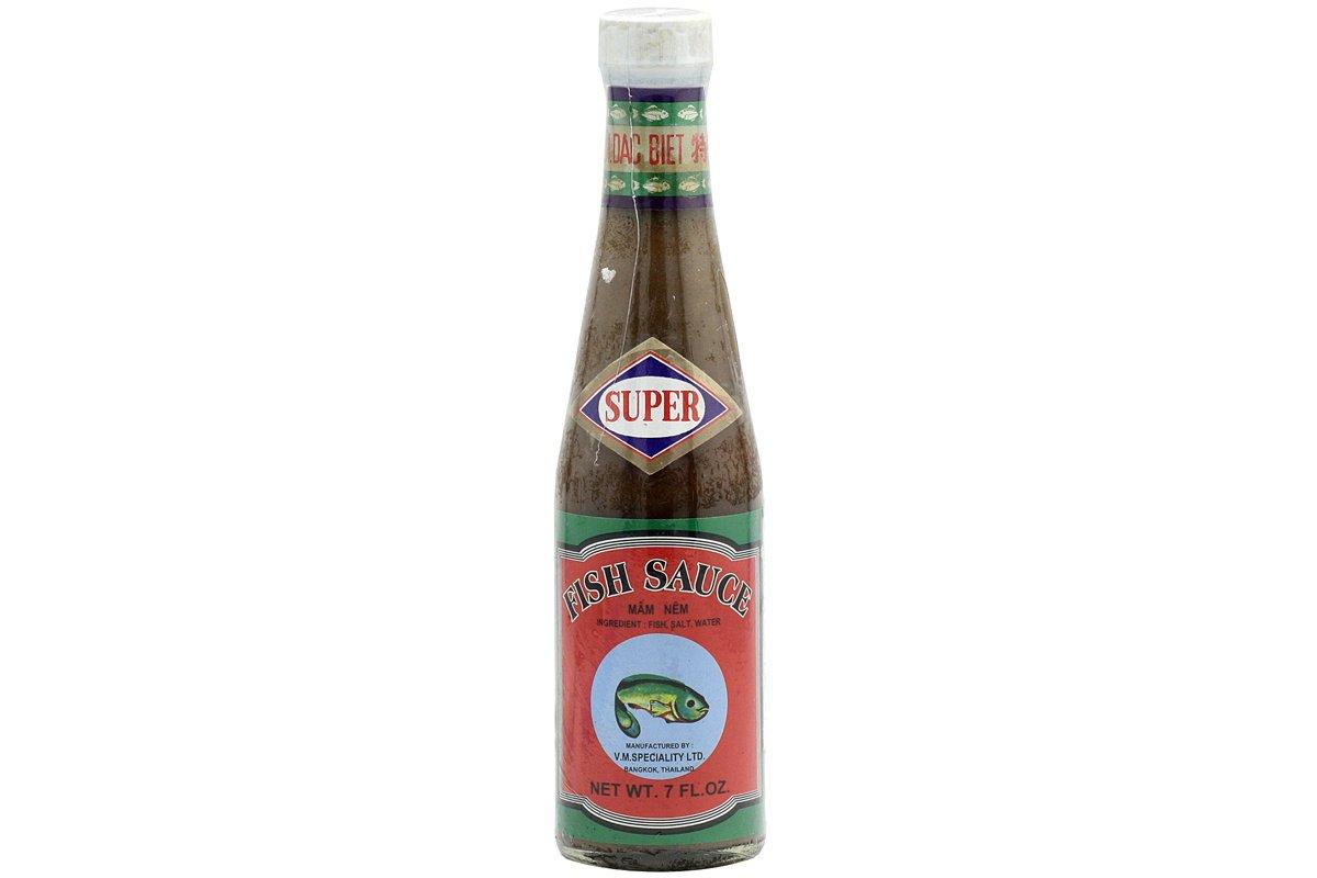 SUPER Fish Sauce / Mam Nem 7 FL OZ