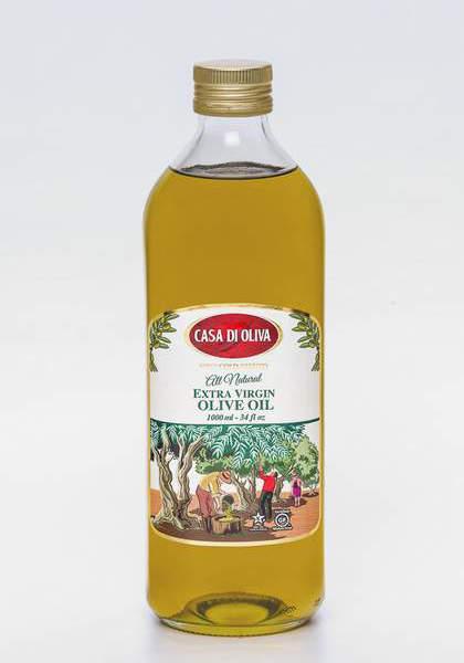 CASA DI OLIVA Extra Virgin Olive Oil 34 FL OZ