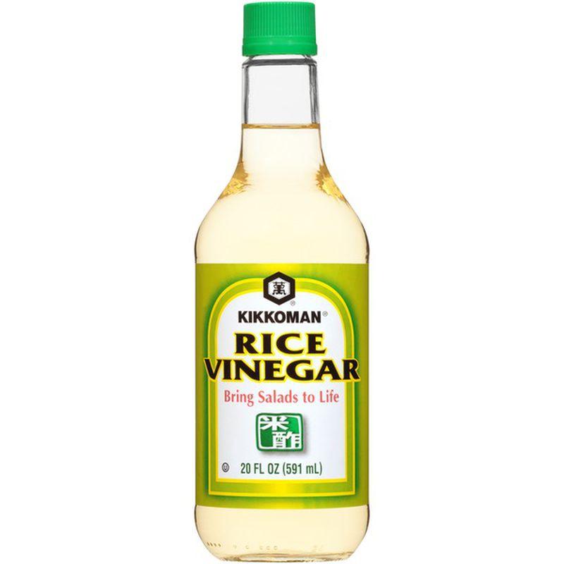 KIKKOMAN Rice Vinegar 20 FL OZ