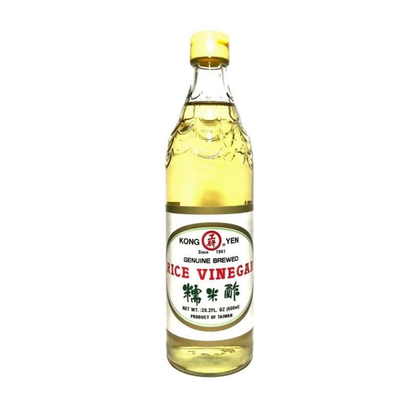 KONG YEN Glutinous Rice Vinegar 20.2 FL OZ