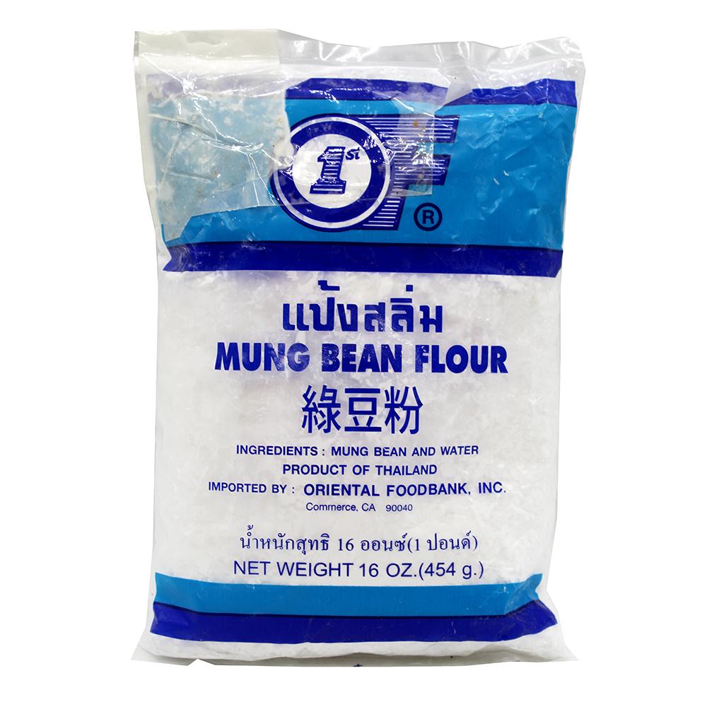 1ST OF Mung Bean Flour 16 OZ