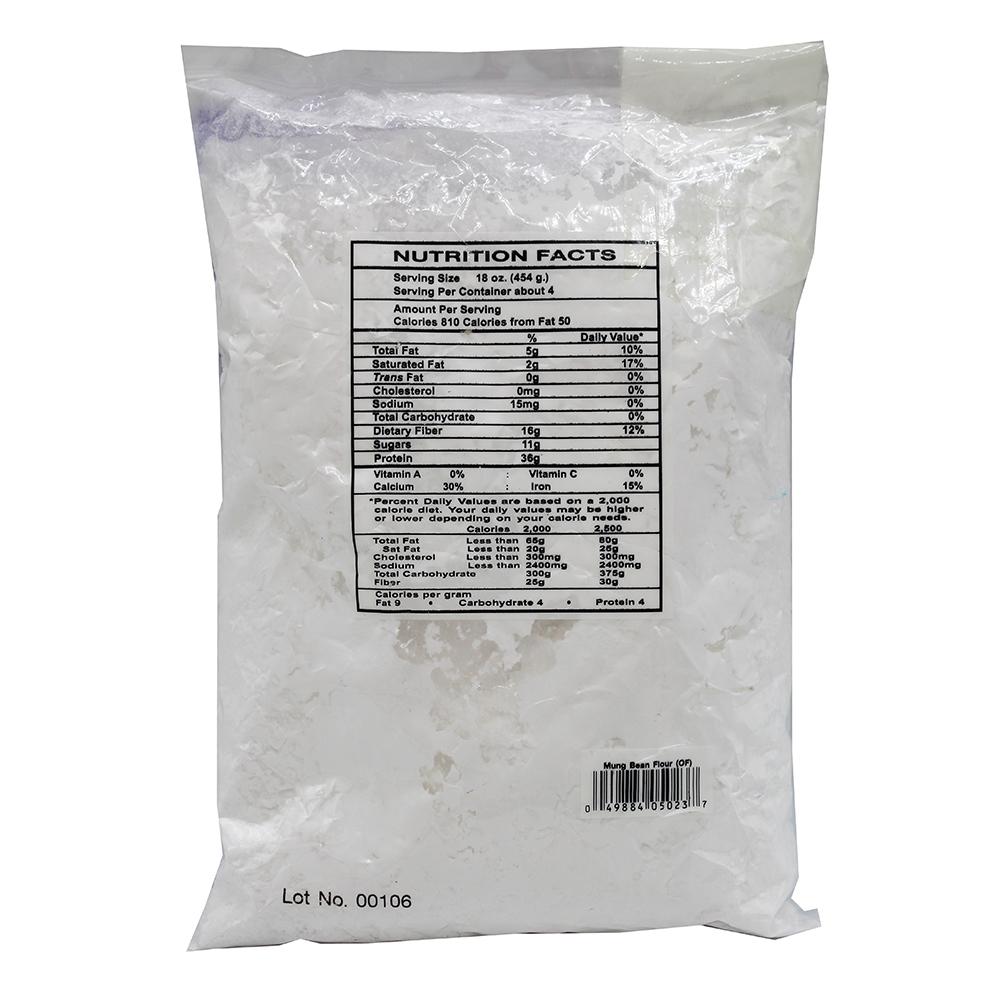 medium of 1 mung bean flour 16