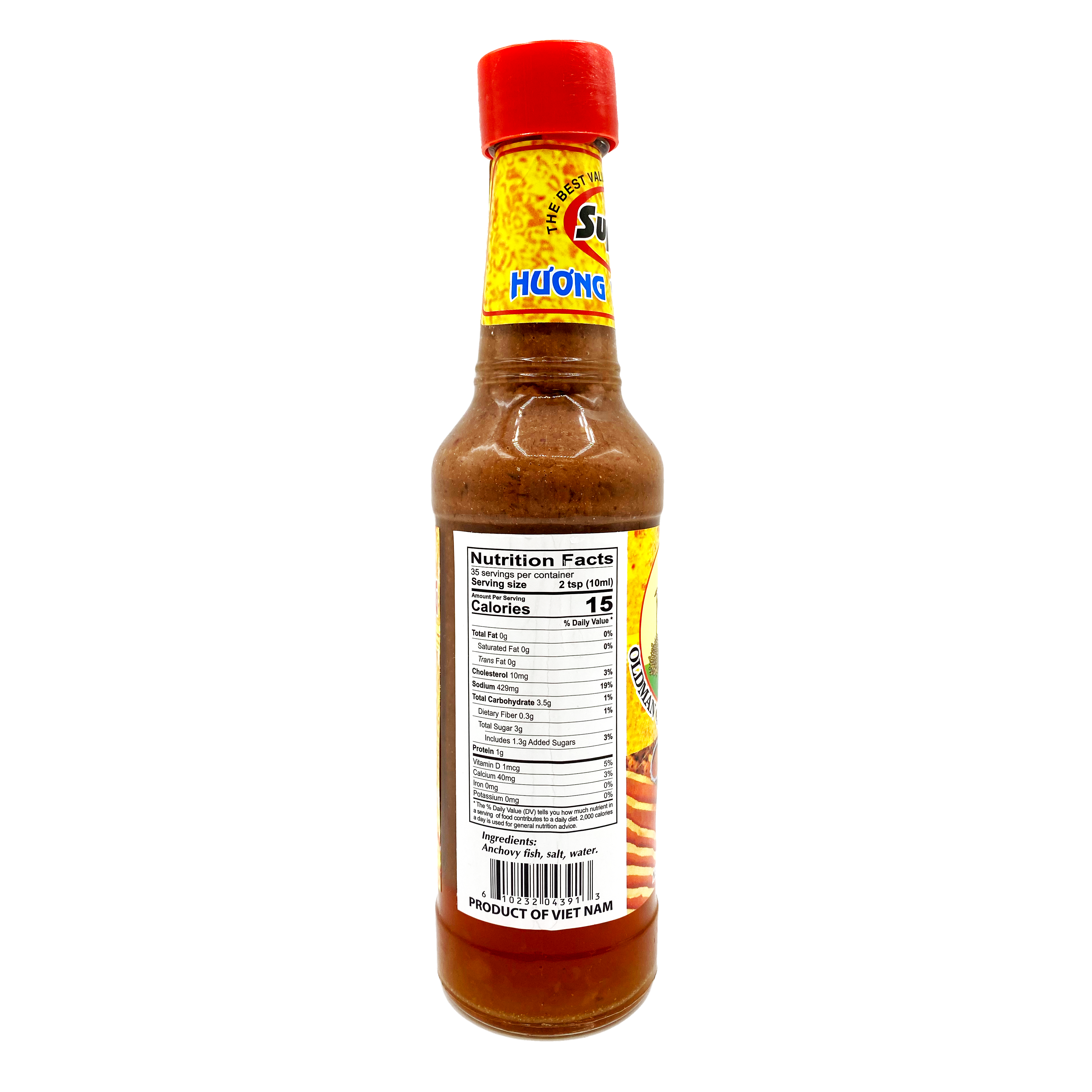 medium oldman que huong fish sauce mam nem pha san 391 12 fl oz vUshnlc77