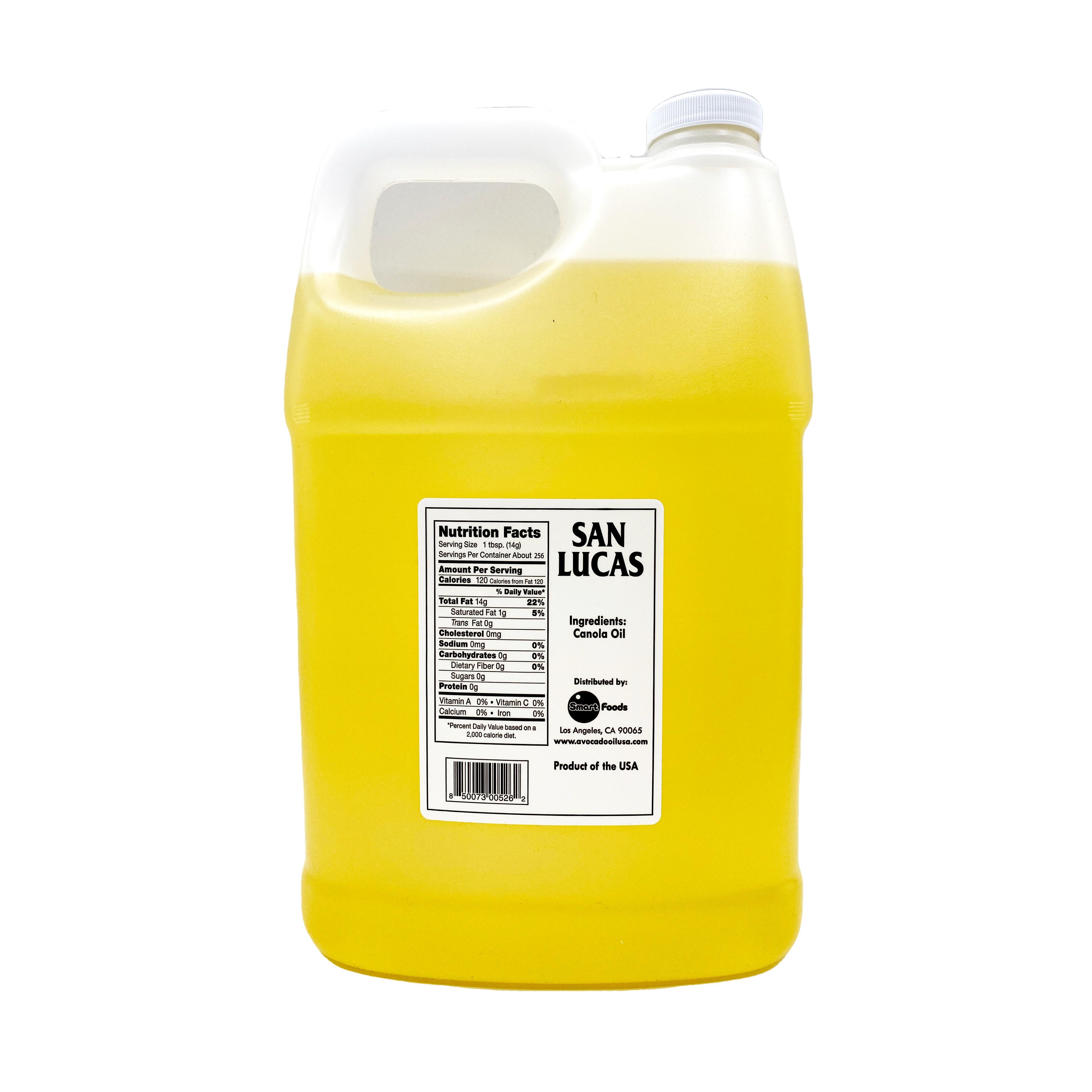 medium san lucas canola oil 100 1 gal oIygzA6J2