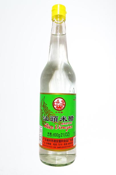 SWATOW Rice Vinegar 21 OZ