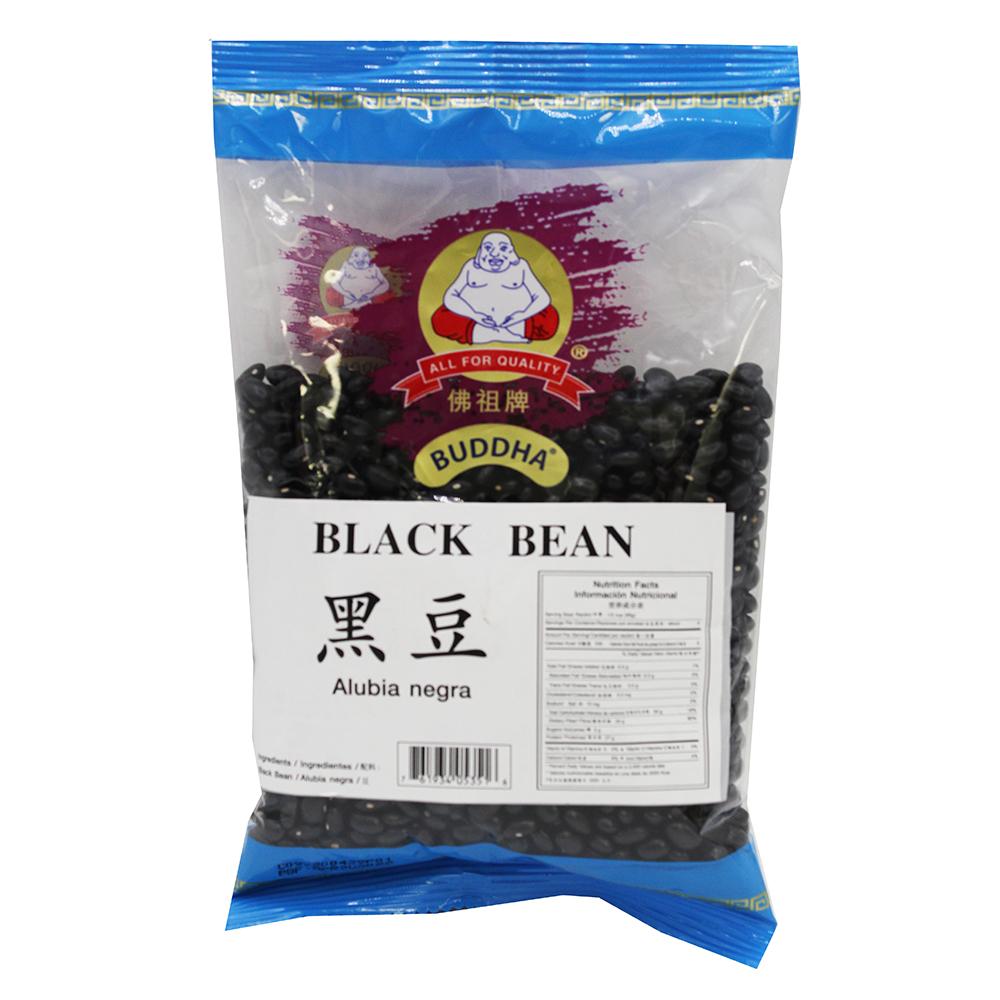 BUDDHA Black Bean 14 OZ