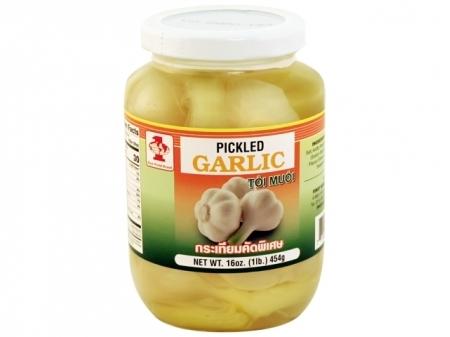 FIRST WORLD Pickled Garlic / Toi Muoi 16 OZ