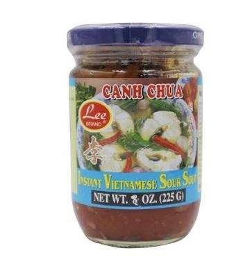 LEE Instant Vietnamese Sour Soup / Canh Chua 8 OZ