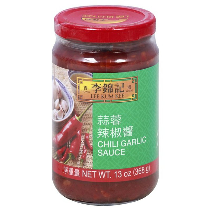 medium lee kum kee chili garlic sauce 13 oz Hvc3WRTeV