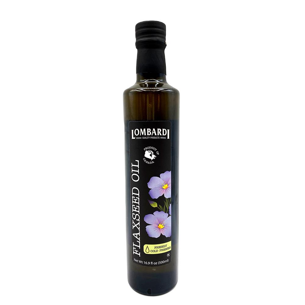LOMBARDI Flaxseed Oil 16.9 FL OZ