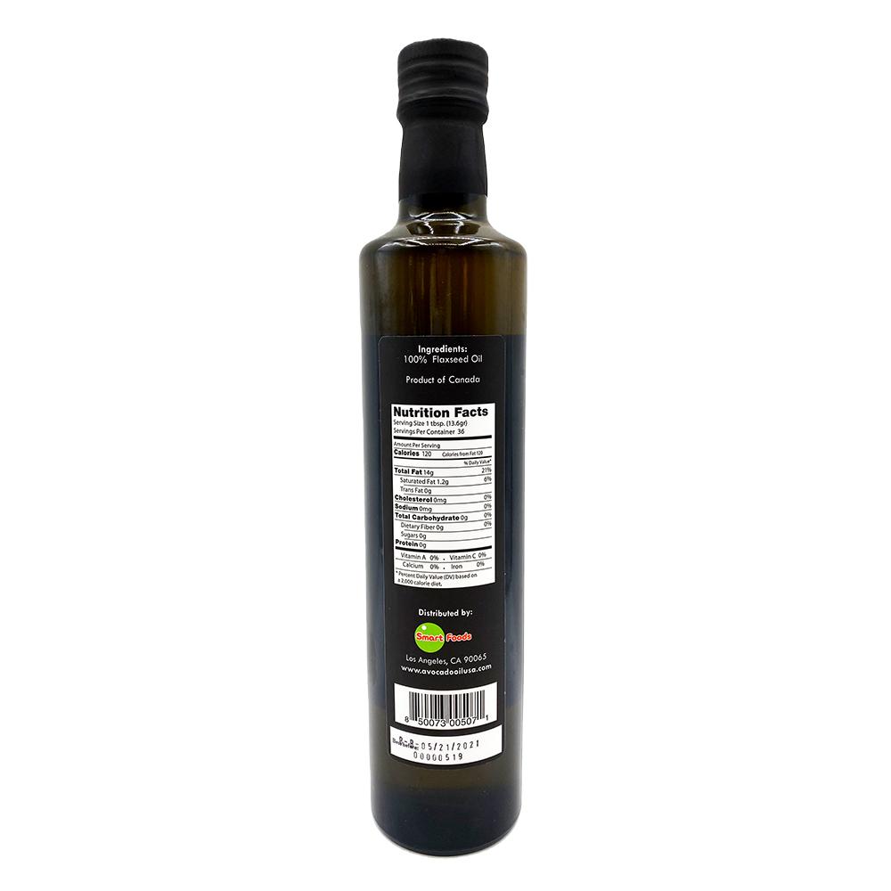 medium lombardi flaxseed oil 169 fl
