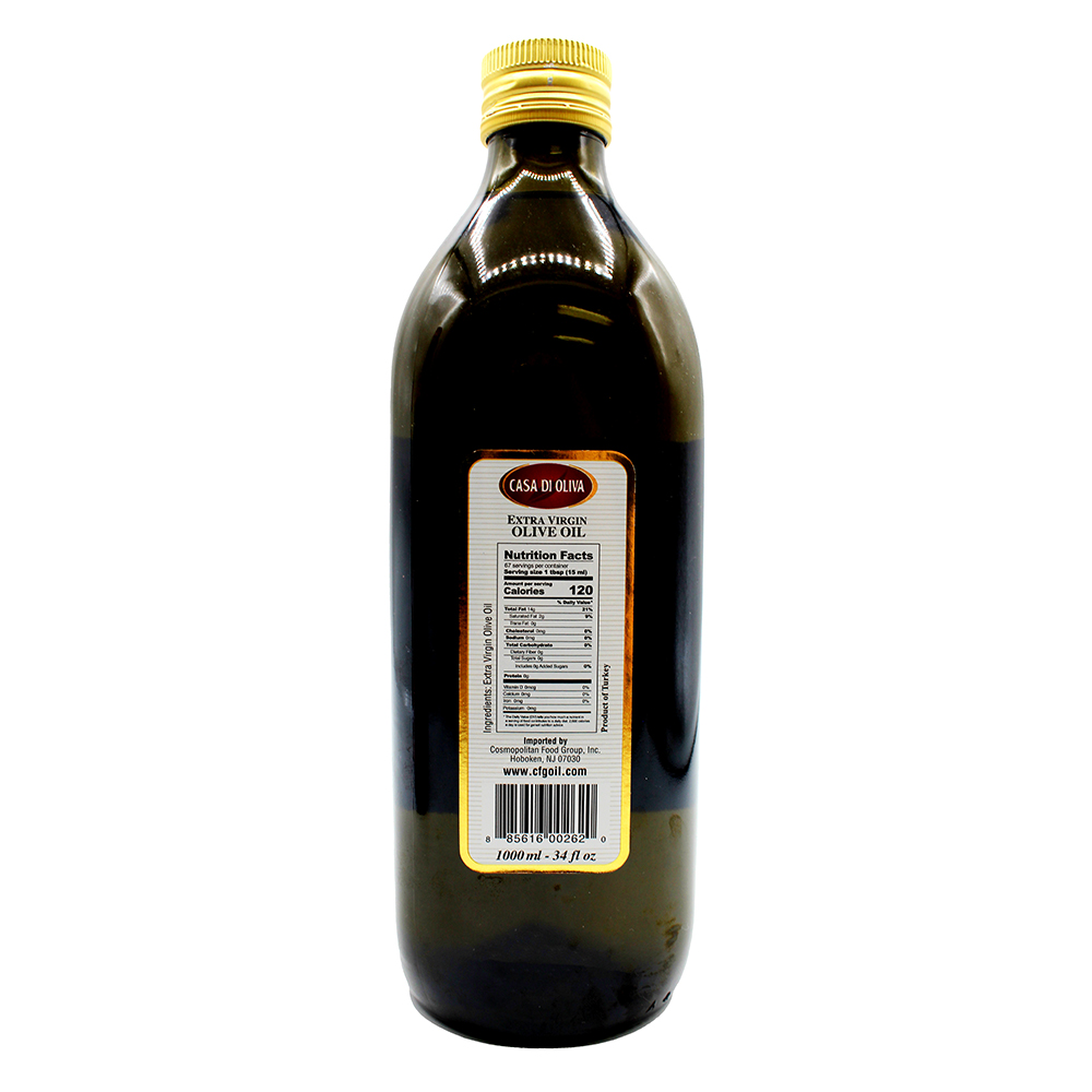 medium casa di oliva extra virgin olive oil 34 fl oz 06PKBvmKI