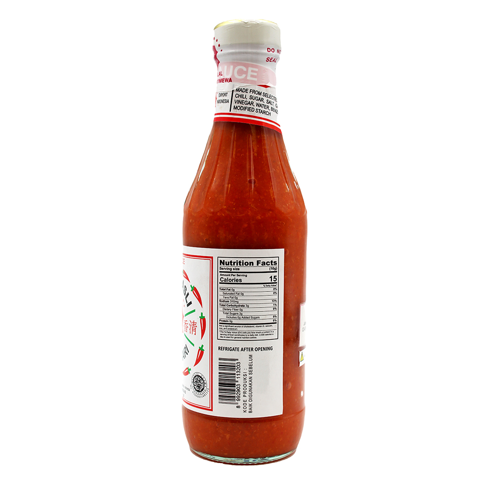 medium jempol chili sauce sambal asli 320 ml nq6RTQ2MP