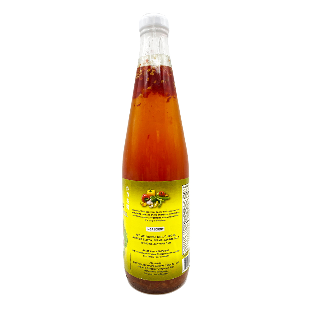 OF1 Sweet Chili Sauce For Spring Roll 24 OZ