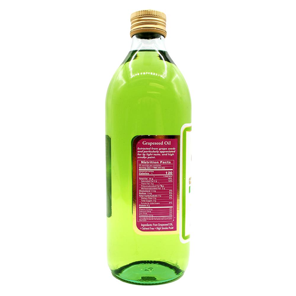 medium sadaf pure grapeseed oil 18 fl