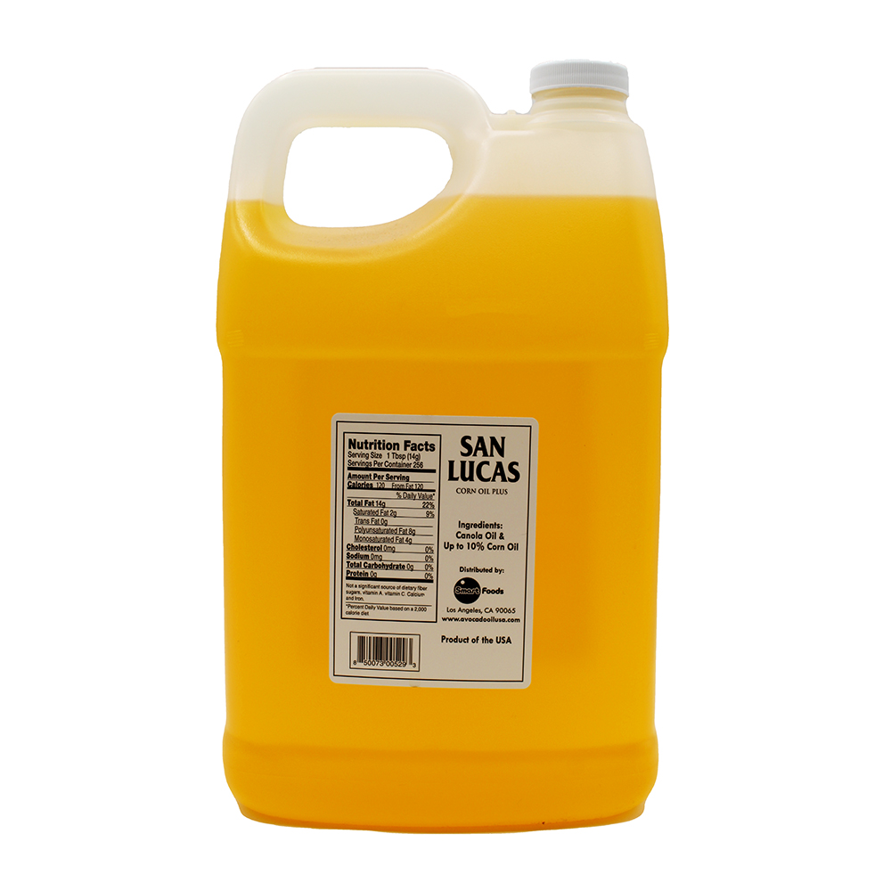 medium san lucas corn oil plus 1 gallon TU5sZNQ1V