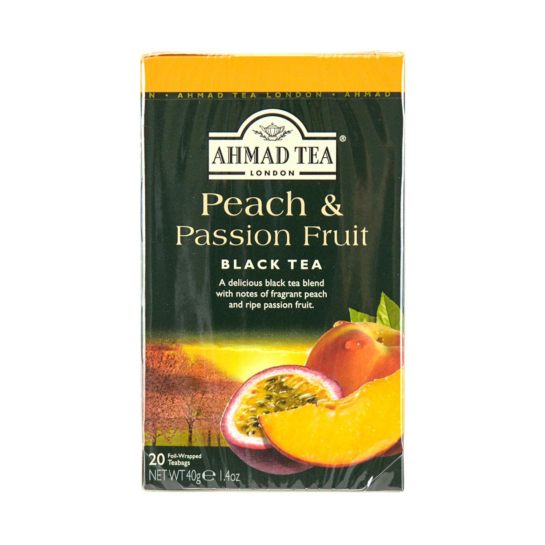 medium ahmad tea london peach passion fruit black tea 20 bags r1TFT5N4X