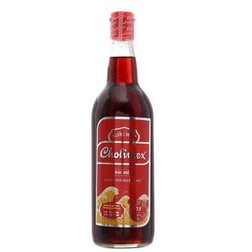 CHOLIMEX Amazing Anchovy Fish Sauce / Nuoc Mam Ca Com Phu Quoc 750 MIL