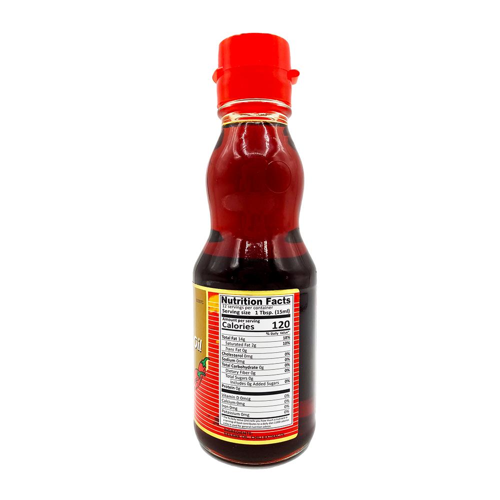 medium emperor sesame chilli hot oil 6 oz Zer5hO5tDs