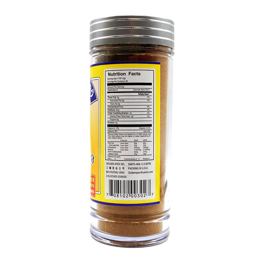 medium golden bell madras curry powder 4 oz XYV ETo X