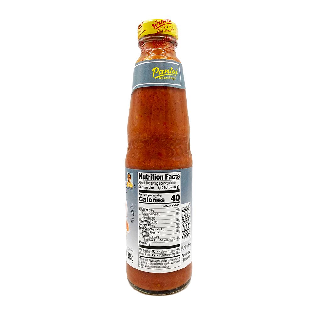 PANTAI Soya Bean Curd Sauce For Sukiyaki / Nuoc Cham Lam Bang Dau Hu 11.1 OZ