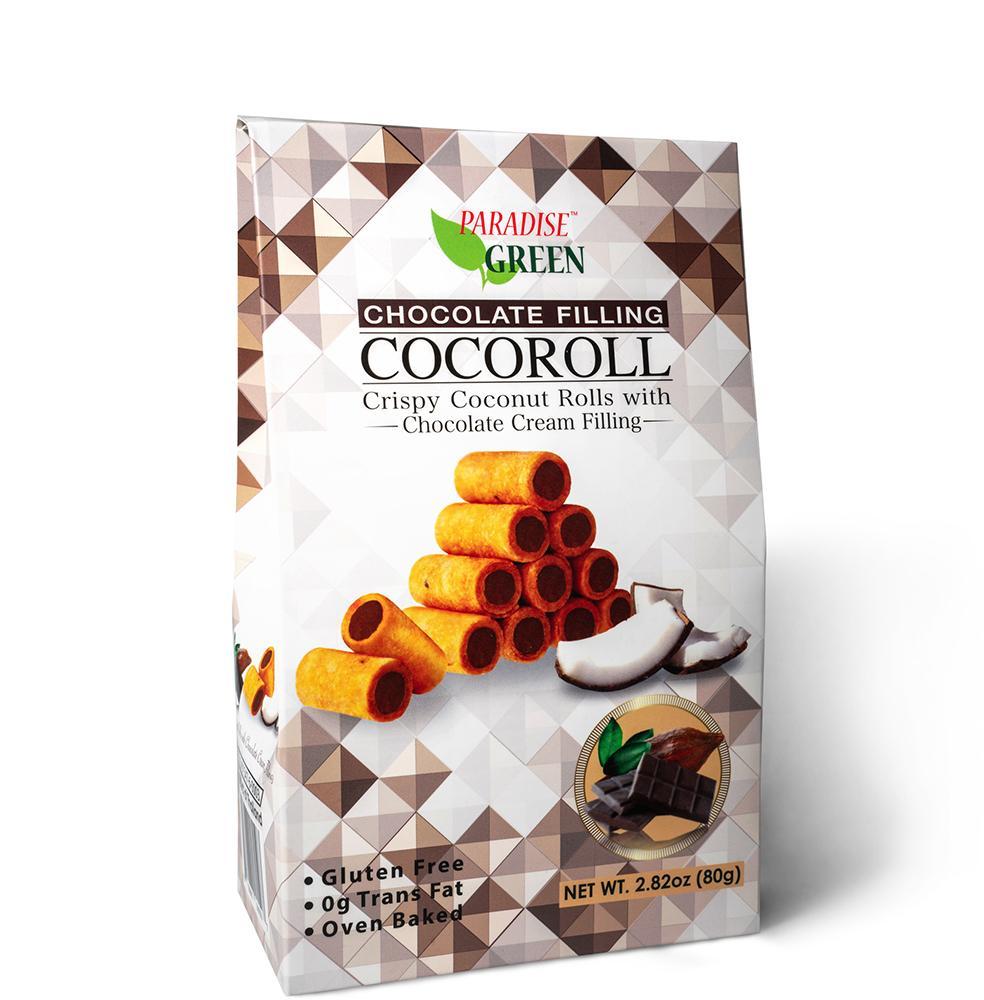 medium paradise green chocolate filling cocoroll 282 oz Ic6SVXbacQ