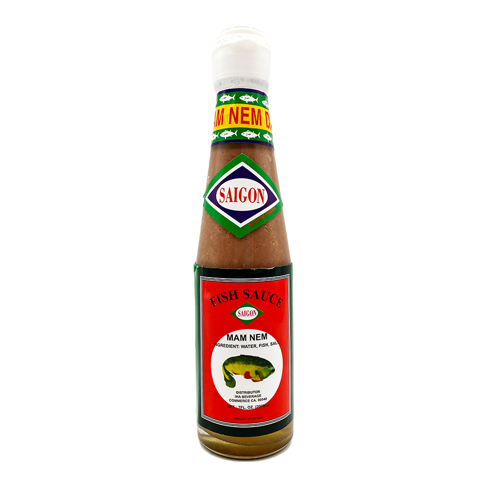 medium saigon fish sauce mam nem 7 fl oz X4ACZtoZn