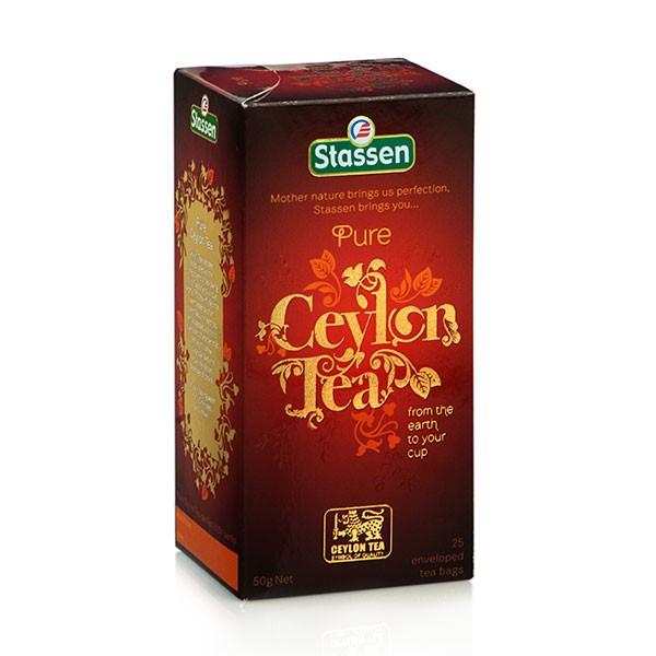 medium stassen ceylon tea 25 bags VCckyhKYI