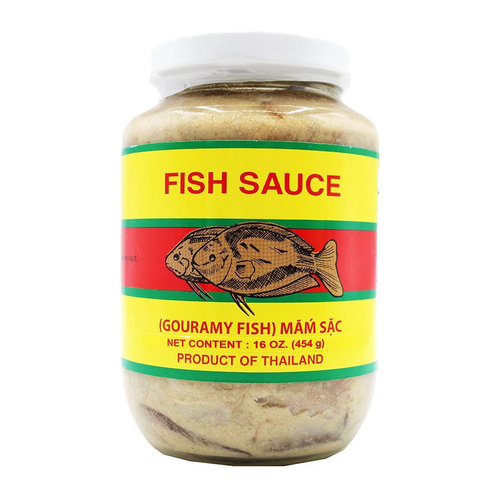 SUPER Pickled Gouramy Fish / Mam Ca Sac 16 OZ
