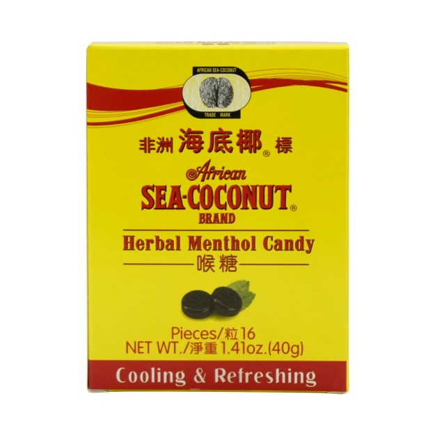 medium african sea coconut herbal menthol candy 141 oz ay1MnSCwW