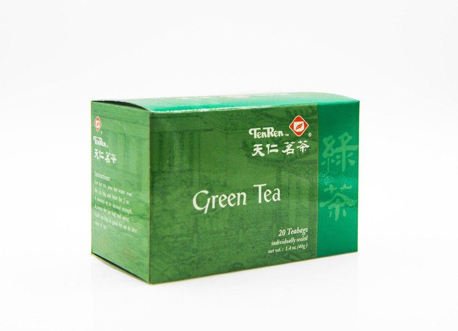 medium tenren green tea 14