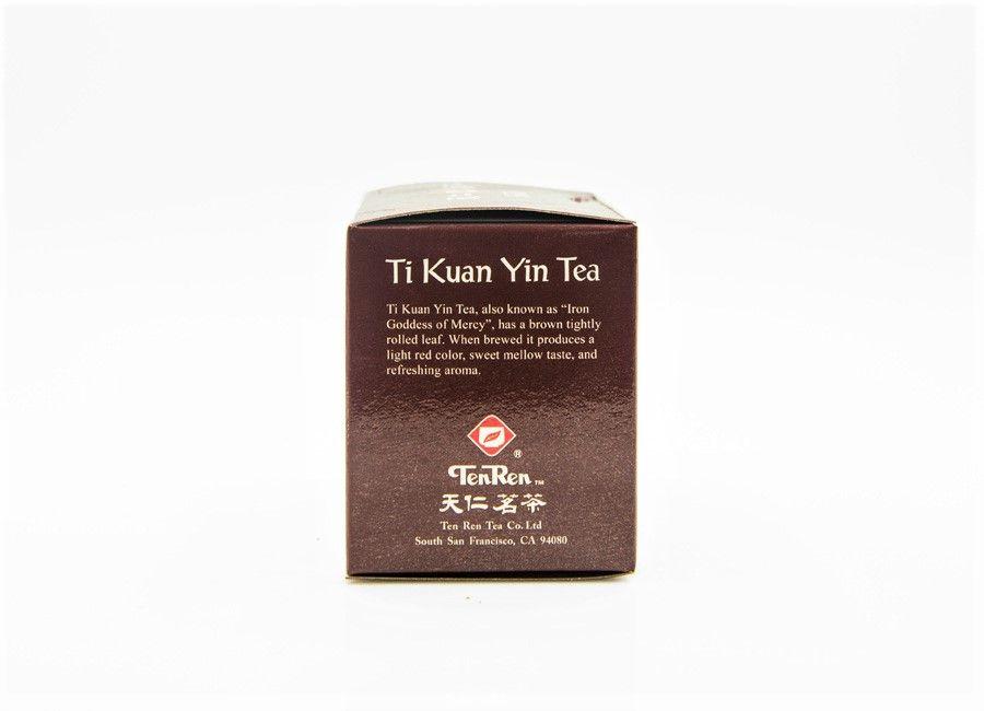 medium tenren ti kuan yin tea 14