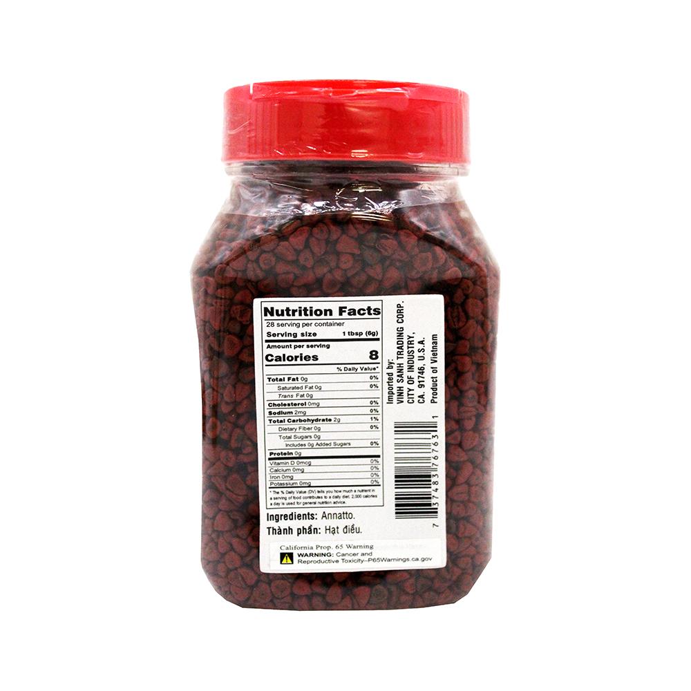 medium first world annatto seed hat dieu do 7 oz e6CSYmDF2
