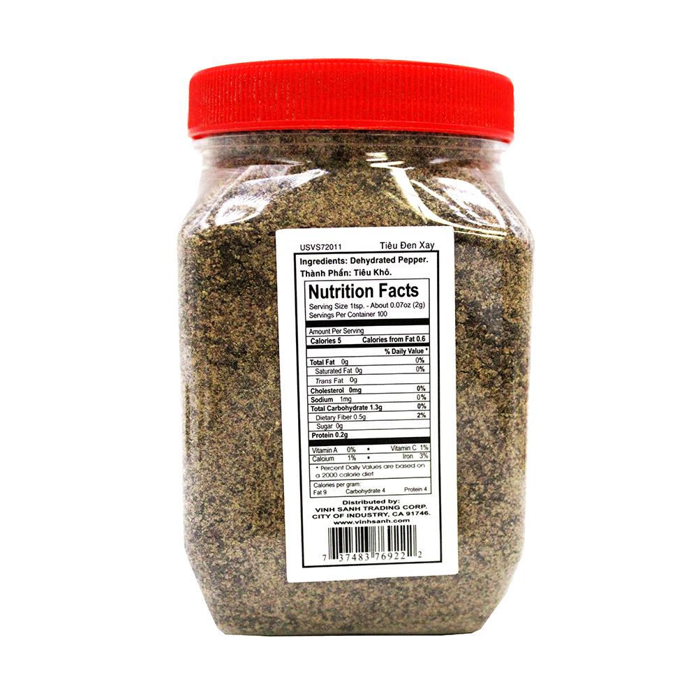medium first world black pepper powder bot tieu den 7 oz VO3kBEe6f