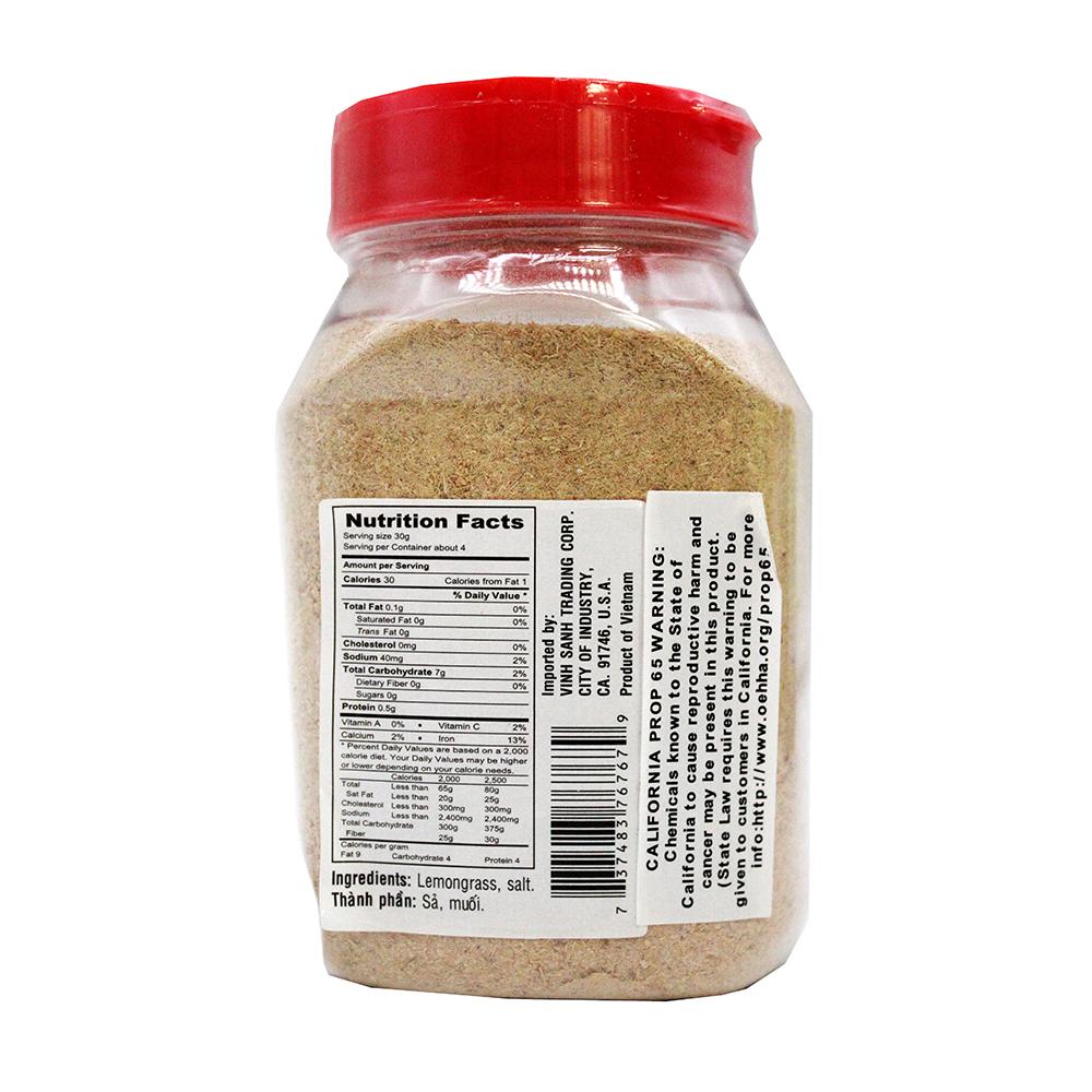 medium first world lemon grass powder 42 oz zGSBPJyy4