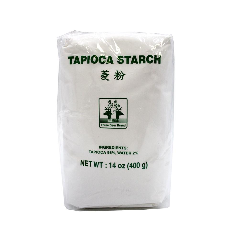 THREE DEER Tapioca Starch 14 OZ