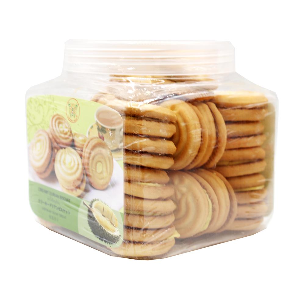 medium butterfly creamy durian biscuit 155 oz dGoKueK28
