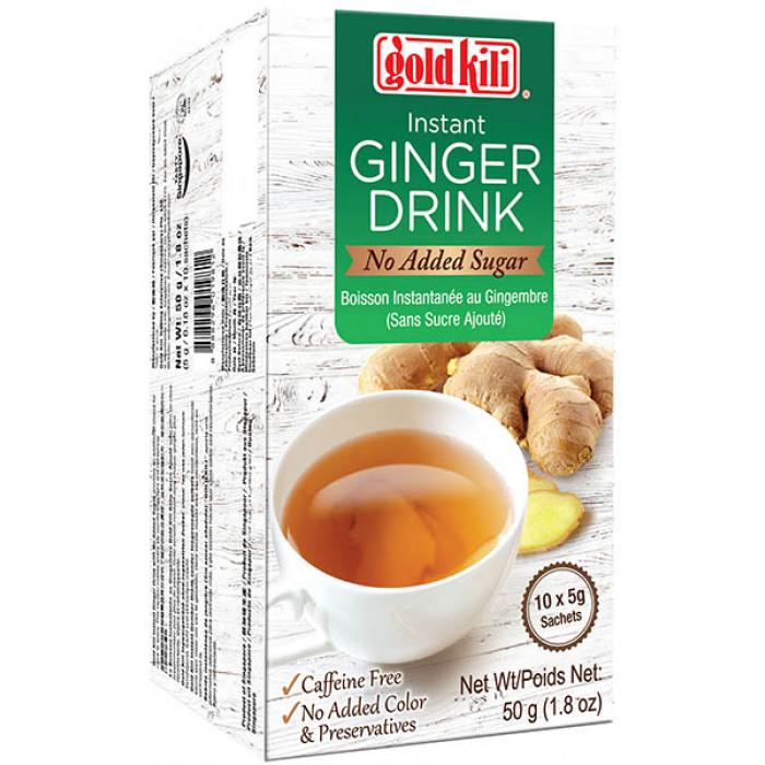 medium gold kili instant ginger drink 18 oz  WKGo777UW