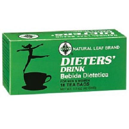 NATURAL LEAF Dieter's Drink Tea 1.5 OZ