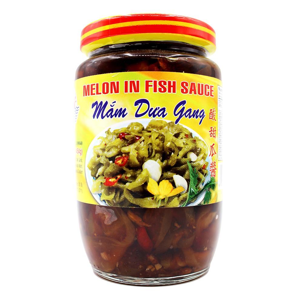 QUANG TRI Melon In Fish Sauce / Mam Dua Gang 16 OZ