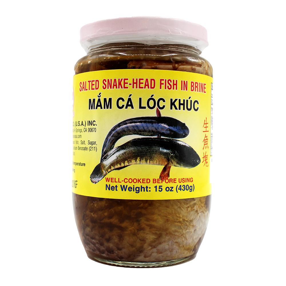 ROCKMAN Mam Ca Loc Khuc 15 OZ