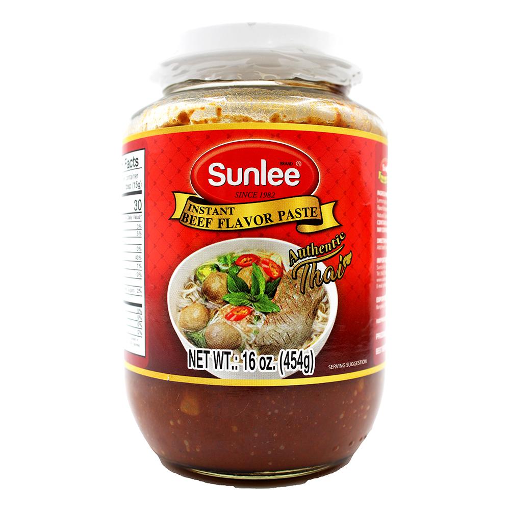 SUNLEE Instant Beef Flavor Paste 16 OZ