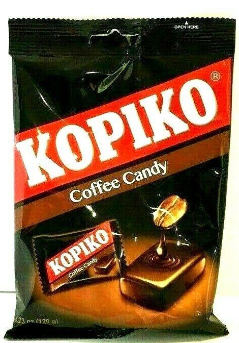 KOPICO Coffee Candy 4.23 Oz