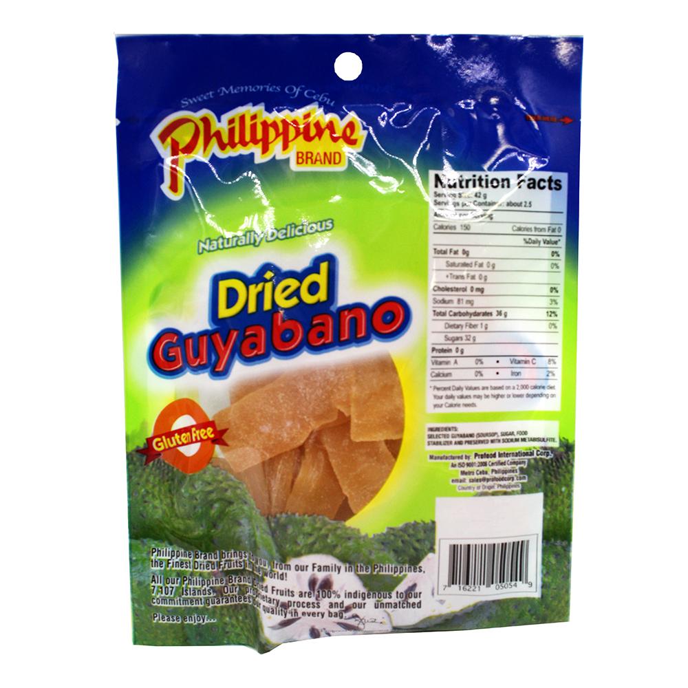 medium philippine dried guyabano 35 oz MWQNekQEu