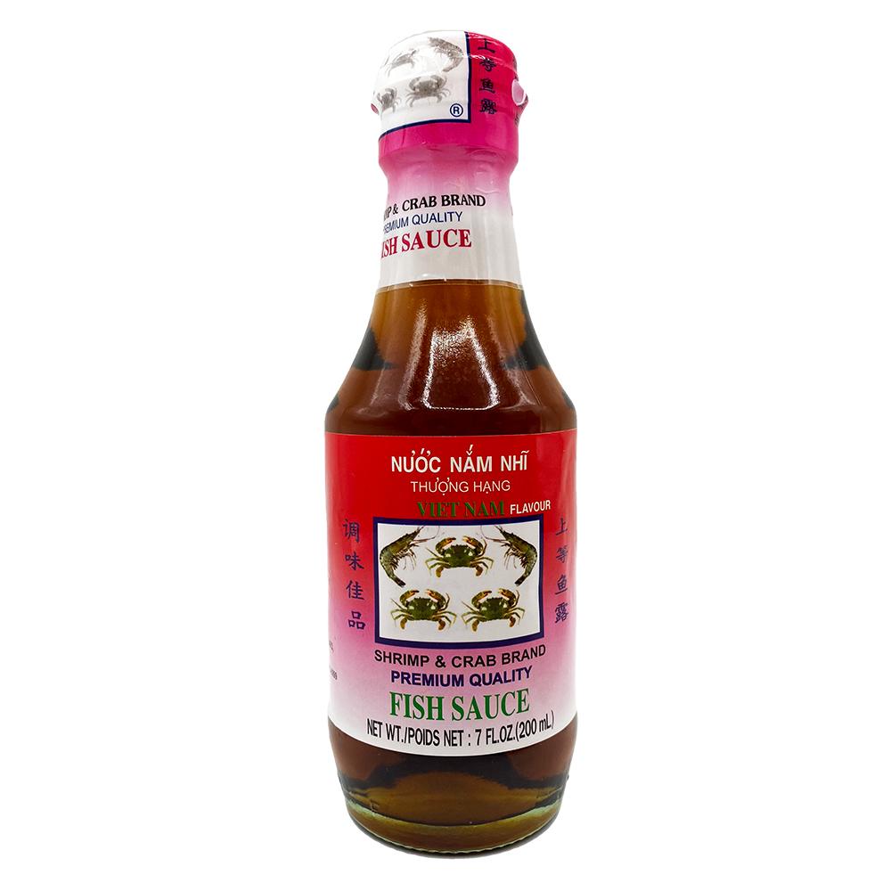 medium shrimp crab fish sauce nuoc mam nhi thuong hang 7 oz Dnv0 MRti