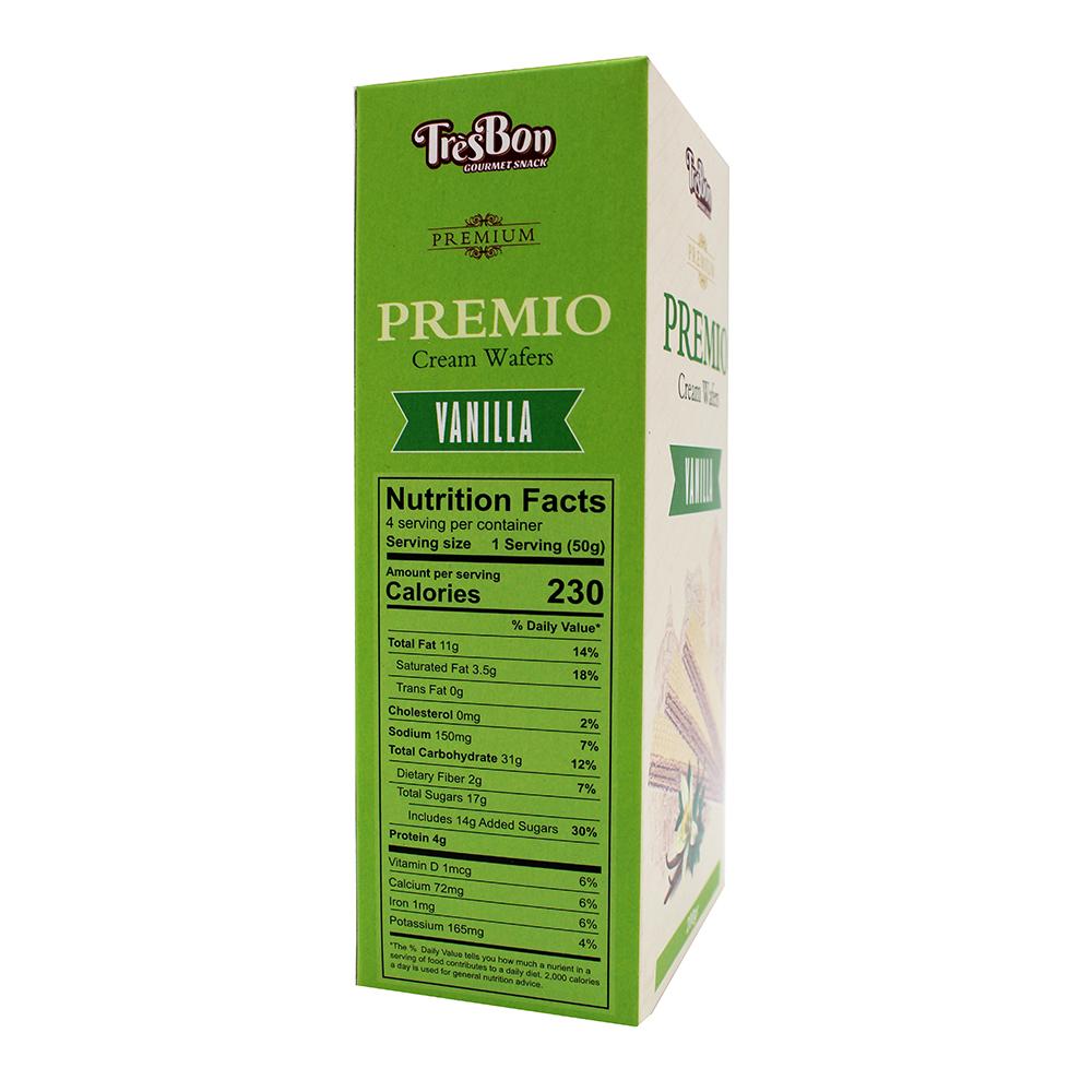 medium tresbon premium cream wafer vanilla 200 g iWROD5Jdf